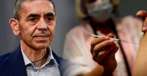 """Uğur Şahin'den kritik açıklama: """"Aşı Değişebilir"""""""