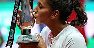 Milli Tenisçimiz Çağla Büyükakçay Ağustos ayında Rio'da..