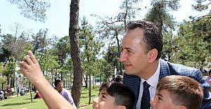 GTÜ'de Çocuklar ve Çevre buluşması