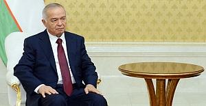 Özbekistan Devlet Başkanı İslam Kerimov toprağa verildi.