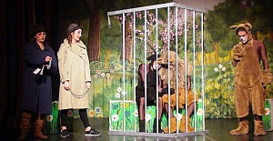 """Harika bir Çocuk Müzikali ; """"Orman Benim Vatanım"""""""