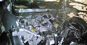 Vakıfbank'ın genç müdürlerinden Emrullah Altıntaş ciddi bir trafik kazası geçirdi.