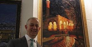 Beşir Sırpça'dan fotoğraf gibi tablolar