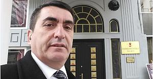 AGD Başkanı Fişenk'ten Hollanda'ya kınama.