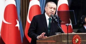 """Erdoğan; """"Kudüs'ün İsrail tarafından gasp edilmesine asla izin vermeyeceğiz"""""""