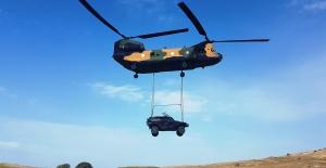 Otokar'ın 5 kıtada görev yapan zırhlı araçları Efes 2018 tatbikatında sergileniyor
