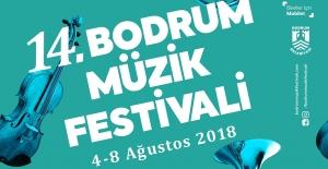 Bodrum Müzik Festivali 14. Yılında müzikseverleri kucaklıyor