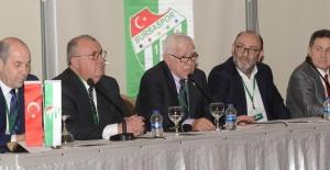 Bursaspor Divan KuruluOlağan Seçimli Toplantısı 26 Haziran'da yapılacak