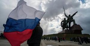 """Kırım lideri Sergey Aksenov: """"AB'nin yaptırımları uzatması ikiyüzlülük belirtisi"""""""