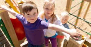 Çocuk parklarındaki kum havuzlarına dikkat !