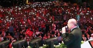 """Cumhurbaşkanı Erdoğan; """"15 Temmuz, Türk Milleti'nin yeniden dirilişinin ve şahlanışının adıdır"""""""