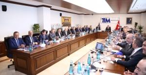 TİM Sektörler Konseyi ihracatın yeni yönetim kadrolarını açıkladı