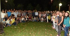 Bulgaristan'daki Soydaş Gençlerimizin Bursa Ziyareti