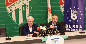 Büyükşehir Belediyesi'nden Bursaspor'a destek