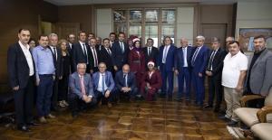 """""""Ahilik"""" geleneği Bursa'da da yaşatılıyor"""