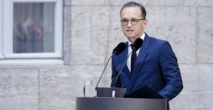 """Almanya Dışişleri Bakanı Heiko Maas:""""Erdoğan ile görüşecek birçok konumuz var"""""""