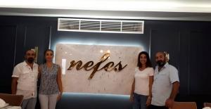 """Bursa'nın güzide restaurantı """"NEFES""""  açıldı"""