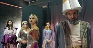 'Baltacı Mehmet ve Katerina' müzikali Atatürk Kongre ve Kültür Merkezinde