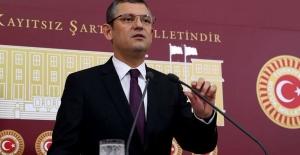 """CHP Grup Başkan Vekili Özgür Özel: """"Başkanlık Sistemi ilk günden çöktü !.."""""""