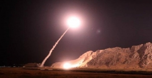İran'dan Suriye'nin doğusuna füze saldırısı
