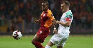 İşte sonuç: Galatasaray 1-1 Bursaspor