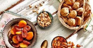 Kuru meyve sektörü 6 ülkeyi hedef pazar seçti