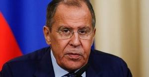 """Rusya Dışişleri Bakanı Sergey Lavrov: """"ABD Fırat'ın doğusunda devlet kurmaya çalışıyor"""""""