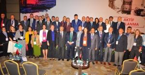 Türkiye Sağlıklı Kentler Birliği'nden Bursa'ya 2 ödül