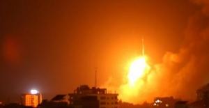 İsrail, Kassam Tugayları Komutanını vurdu, şiddetli çatışmalar başladı !..