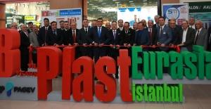 """Avrasya'nın en büyük plastik fuarı """"PlastEurasia"""" ya  rekor katılım"""