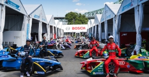 Bosch, ABB FIA Formula E Şampiyonası'nın resmi sponsoru oldu