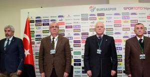 Bursaspor Kulübü Divan Kurulu Toplantısı başarılı geçti