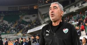 Bursaspor Teknik Direktörü Samet Aybaba; ''Beklemediğimiz bir mağlubiyet aldık''