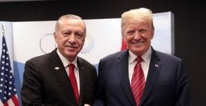 Cumhurbaşkanı Erdoğan'ın, ABD Başkanı Donald Trump ile mutabakat görüşmesi