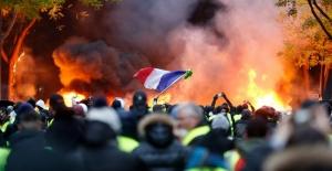Fransa'da Sarı Yeleklilerin ardındın çiftçiler de eylem hazırlığında