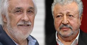 Sanatçılar Metin Akpınar ve Müjdat Gezen hakkında C. Savcılığınca soruşturma açıldı