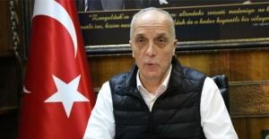 Türk-İş Genel Başkanı hakkında suç duyurusu