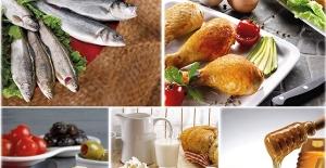 """Türk su ve hayvansal ürünleri """"Ortadoğu sofraları"""" na yöneldi"""