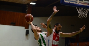 Türkiye Basketbol Ligi 9. Hafta: Bursaspor 82-52 Edirnespor