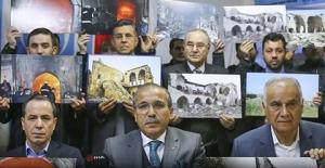 """Türkmen Varlığı hedefte; """"Kerkük'teki Kayseri Çarşısı kasıtlı ateşe verildi"""""""