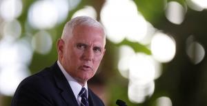 """ABD Başkan Yardımcısı Mike Pence: """"IŞİD'in çirkin yüzünü yeniden göstermeyeceğinden emin olmak için bölgede kalacağız"""""""