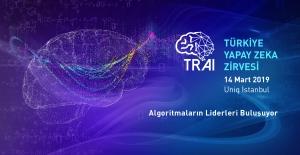 """""""Algoritmaların Liderleri"""" Yapay Zeka Zirvesi'nde Buluşacak"""