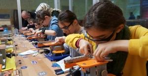 Bursa'nın 'bilim' aşkı