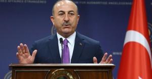 """Dışişleri Bakanı Çavuşoğlu: """"Hiçbir tehdide pabuç bırakmayız"""""""