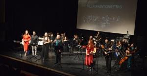 Nilüfer Kent Orkestrası'ndan muhteşem yeni yıl konseri