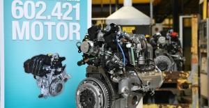 Oyak Renault, 2019 yılına motor üretiminde rekor kırarak girdi