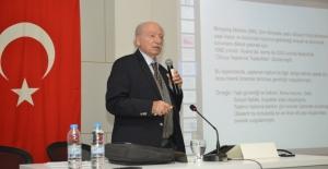 Prof. Dr. Taneli 'alzheimer'ı önleme yöntemlerini anlattı