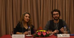 """Jale Sancak: """"Dil yoksa edebiyat da yok"""""""
