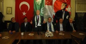 """Bozbey : """"Stadyumun ismini Bursalı ve Bursasporlular belirleyecek"""""""