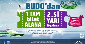 BUDO'dan 'Kış Kampanyası' başlatıldı